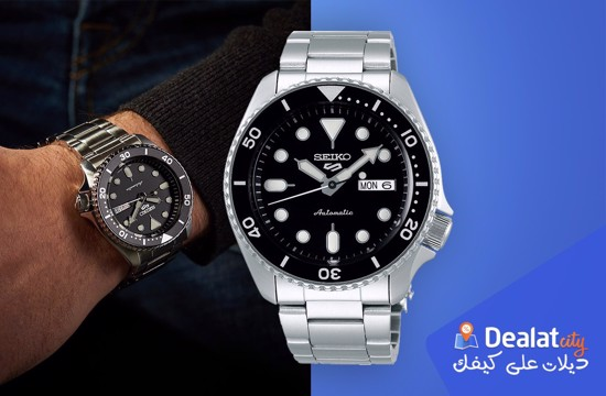 Seiko 5 Sports - DealatCity