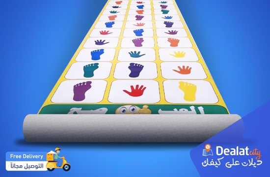 Steps HANDS & FEET Game - DealatCity Store