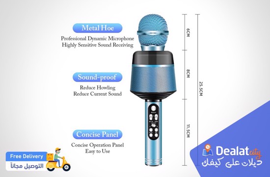 High quality Bluetooth Microphone - DealatCity Store