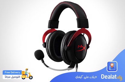 HyperX Cloud 2 Gaming Headset - DealatCity Store