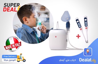 PIC New Airfamily + 2 Thermometer VEDOClear - DealatCity Store