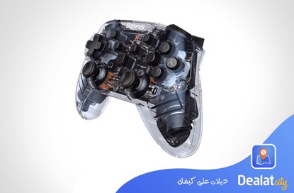 Baseus Motion Sensing Vibrating Transparent Wireless Gamepad - DealatCity Store