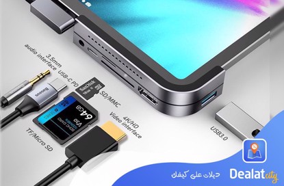 Baseus Type C HUB to HDMI USB 3.0 USB HUB - DealatCity Store