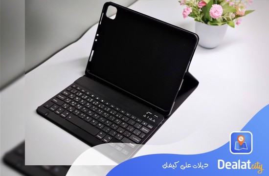 Wireless Keyboard (English - Arabic) for Ipad - DealatCity Store