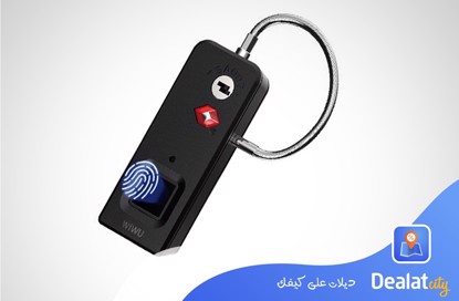 WIWU Fingerprint Lock Smart  - DealatCity Store