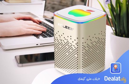 KOLEER S818 Portable Bluetooth Wireless Speaker - DealatCity Store
