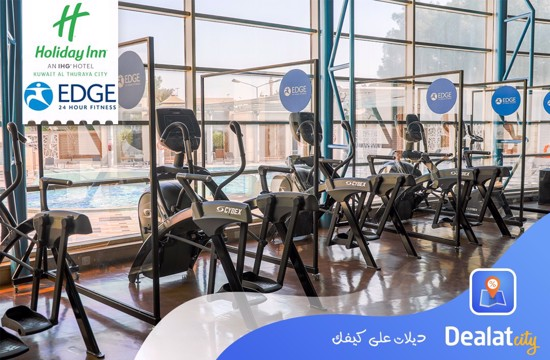 Edge Fitness Centre - Holiday inn Al Thuraya City