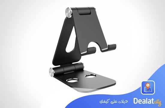 Simpeak Dual Foldable Aluminum Universal Phone Stand Holder - DealatCity Store
