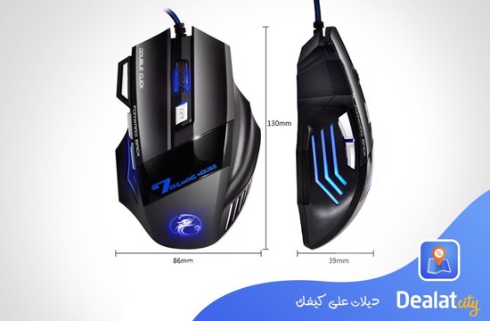 GAMING KEYBOARD MOUSE COMBO - DealatCity Store