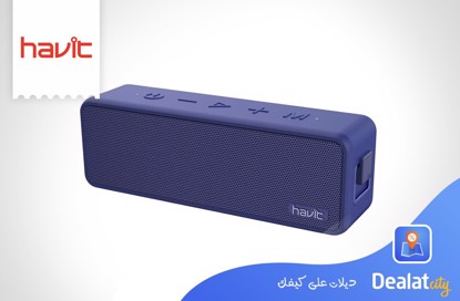 HAVIT M76 MULTIFUNCTIONAL BLUETOOTH SPEAKER - DealatCity Store