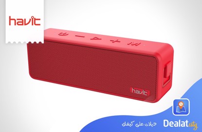 HAVIT M77 MULTIFUNCTIONAL BLUETOOTH SPEAKER - DealatCity Store