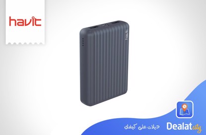 Havit H553 10000mAh Power Bank - DealatCity Store