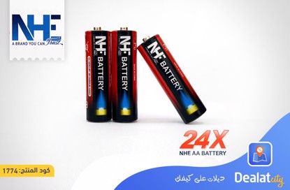 NHE Battery AA - 24 PCs - DealatCity Store