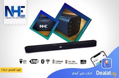 NHE 2.0 Multimedia speaker - DealatCity Store