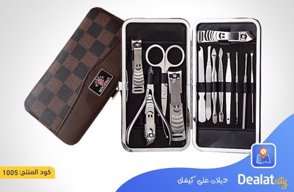 Manicure Pedicure Kit Set - DealatCity Store