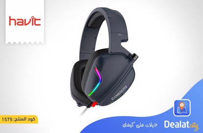 HAVIT H2019U Gaming Headset - DealatCity Store