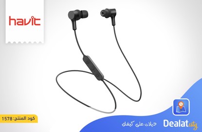 Havit I37 Bluetooth Headphones - DealatCity Store