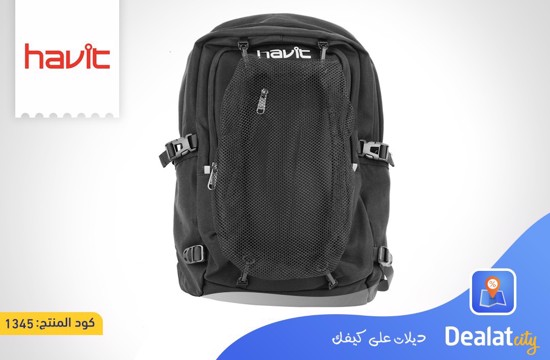 HAVIT H0022 BACKPACK WITH DETACHABLE BASKETBALL COMPARTMENT - DealatCity Store