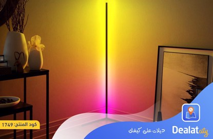 Floor Lamp RGB LED Tripod - DealatCity Store