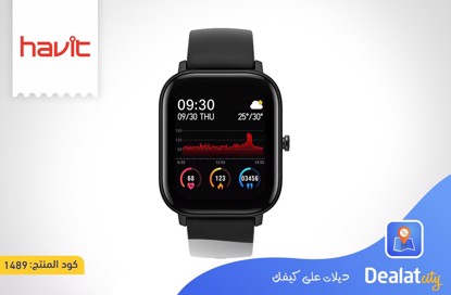 Havit M9006 Smart Bracelet - DealatCity Store