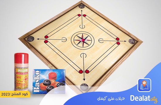 Carrom  board game - DealatCity Store