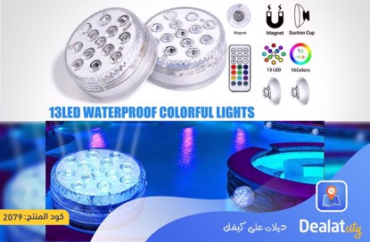 Portable LED Rainbow Shower Pod - DealatCity Store