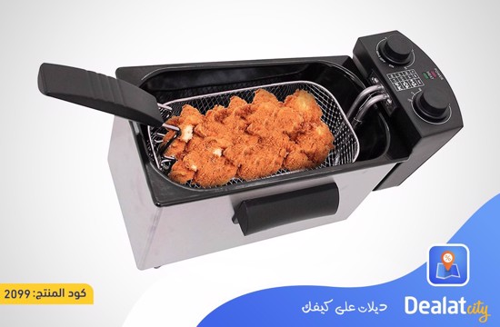 Sumo Deep Fryer, 3.5L, 2000W - DealatCity Store