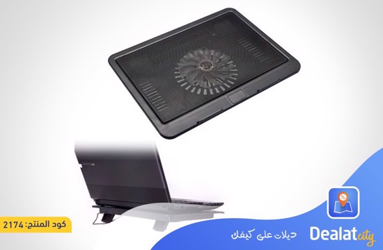 N191 Notebook Fan Cooling Base For Laptop - DealatCity Store